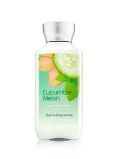 Authentic Bath and Body Works Cucumber Melon Lotion