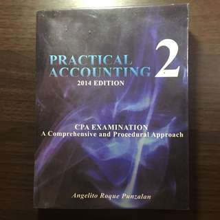 Practical Accounting 2 by Punzalan