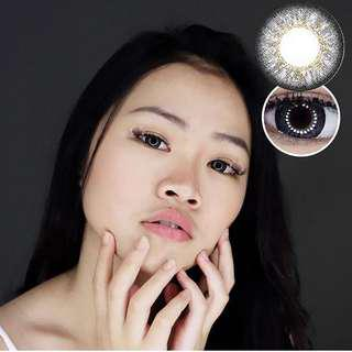 NEW Softlens luna black #maudecay