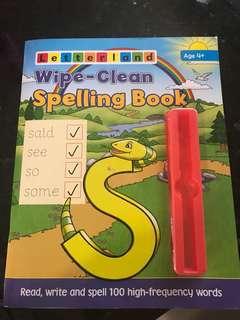 Letterland Spelling Book