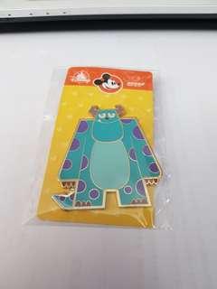 Disney毛毛pin
