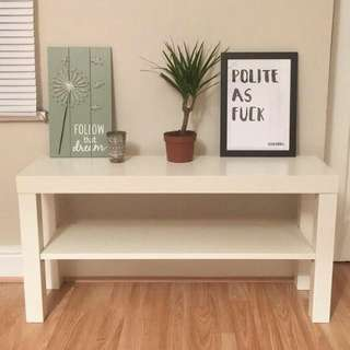 Bench with Shoe Rack