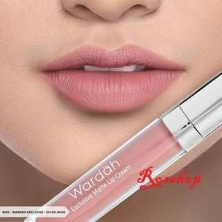 Wardah lip matte 03 see you late