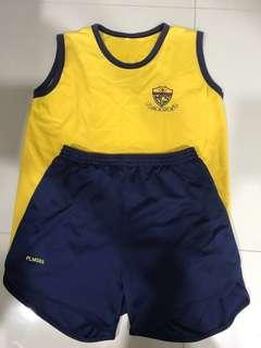PLMGSS PE Sports Attire (Tee & Shorts)