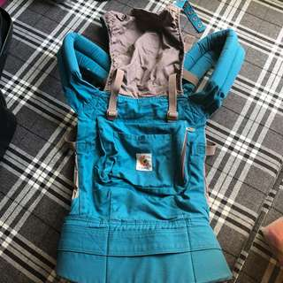 🚚 Ergobaby 育兒背巾 揹帶 正品 保存良好 無污