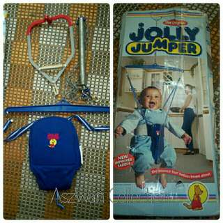 OFFER!!!! Jolly Jumper with door clamp