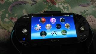 Rush Ps vita henkaku 3.60