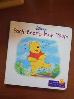 Pooh board books