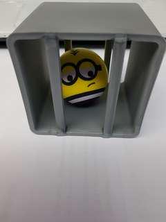 日版Minions軟監獄擺設