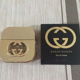 Authentic Brand New Gucci Guilty EDT Natural Spray (Women's- 30ml)