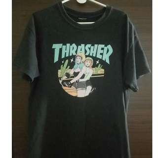 Thrasher Tee M supreme adidas vans dickies