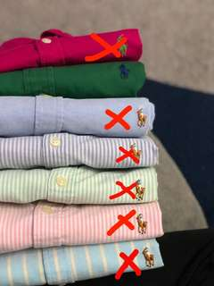 Authentic Ralph Lauren Shirt