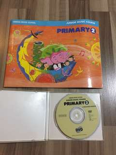 Yamaha JMC Primary 2 DVD + Book