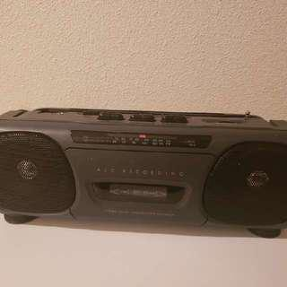 Gran Prix C820 Radio Cassette Tape Player