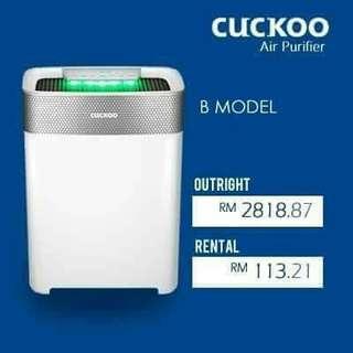 Cuckoo Air Purifier B Model