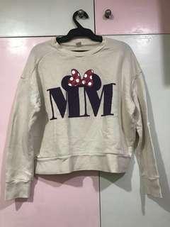 Uniqlo Minnie Mouse Sweater