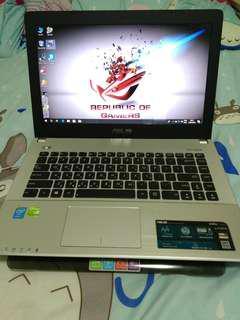 ASUS INTEL CORE i7 Gaming laptop