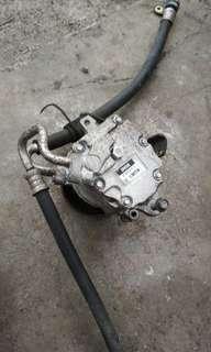Compressor kelisa
