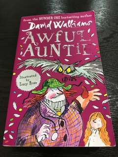 Awful Auntie by David Williams