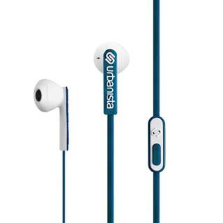 Urbanista San Francisco In-Ear Headphone (Blue Petroleum)