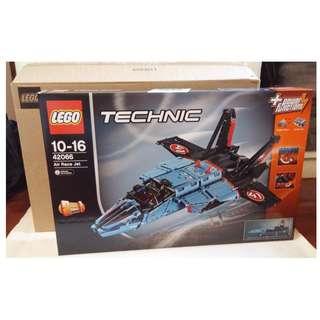 全新靚盒 LEGO Technic Air Race Jet 42066