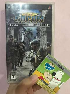 SOCOM tactical strike
