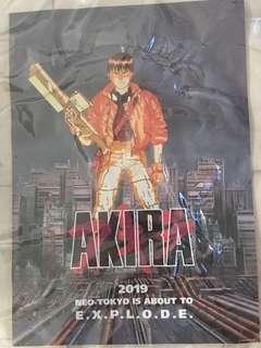 Movie Poster Akira