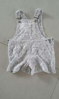 Gingersnap Jumper lace