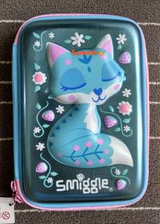 Smiggle in to the wood Pencilcase