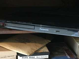 DVD Blue-ray player