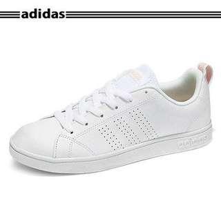 Adidas Neo Advantage White Pink Sneaker