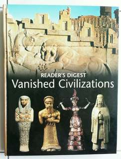 Vanished Civilizations for History fans