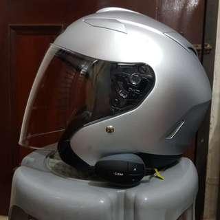 HJC IS-33 II Half Face Helmet