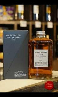 Nikka Whisky Nikka from the Barrel 日本威士忌(500ml,無盒)