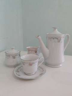 Tea set cantik