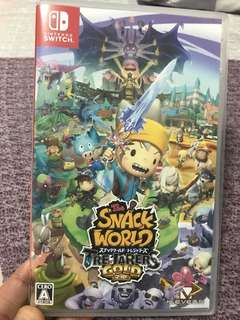 [Switch] Snack World (Jap only)
