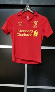 Warrior Liverpool FC Jersey