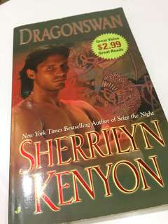 Sherrilyn Kenyon's novel DRAGONSWAN