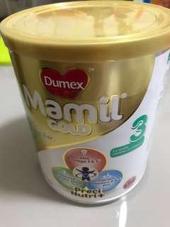 Dumex Mamil Gold 3