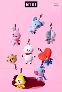 [Preorder] BT21 Line Products / Merchandise
