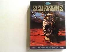 BluRay Disc  SCORPIONS