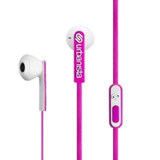 Urbanista San Francisco In-Ear Headphone (Pink Panther)