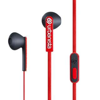 Urbanista San Francisco In-Ear Headphone (Red)