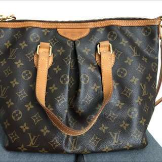 LV Palermo PM Original with receipt