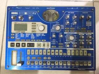 Korg emx 鼓機 編曲機 合成器 鍵盤