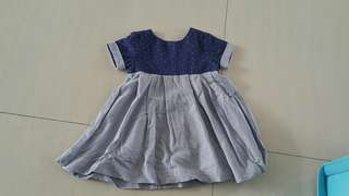 Mothercare dress size 2y