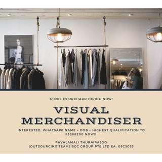 Visual Merchandisers x 20 - PV
