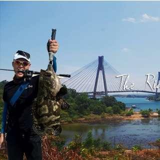 Barelang Fishing Pond Trip! Fuss free & Reliable