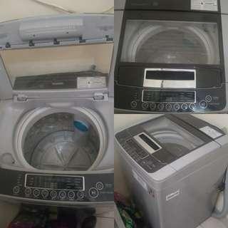 Mesin Cuci LG 7 KG Bekas setahun