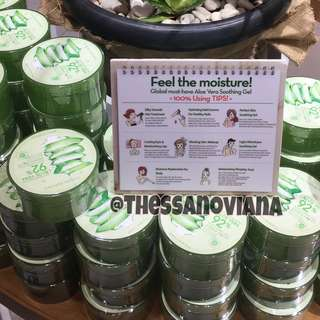 FREE ONGKIR! Nature Republic Aloe Vera